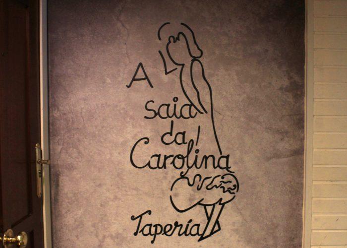 A Saia da Carolina